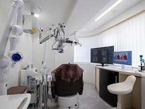 清潔な手術室